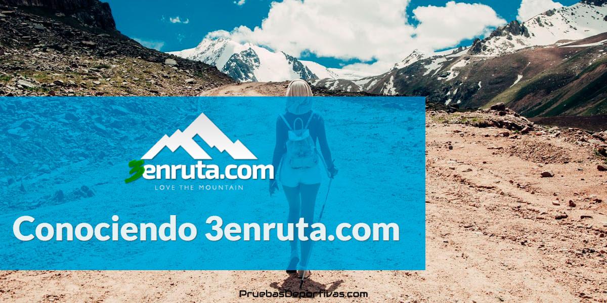 Hoy hablamos sobre 3enruta.com