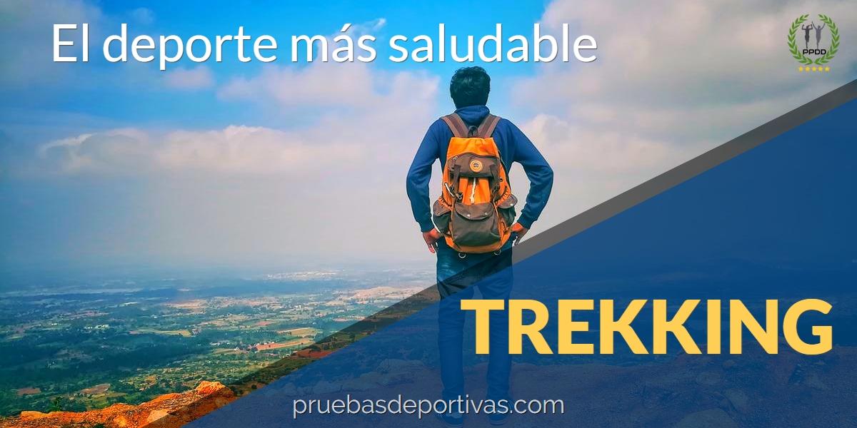 ¿Qué es el Trekking? - El deporte de moda ¿el más saludable?