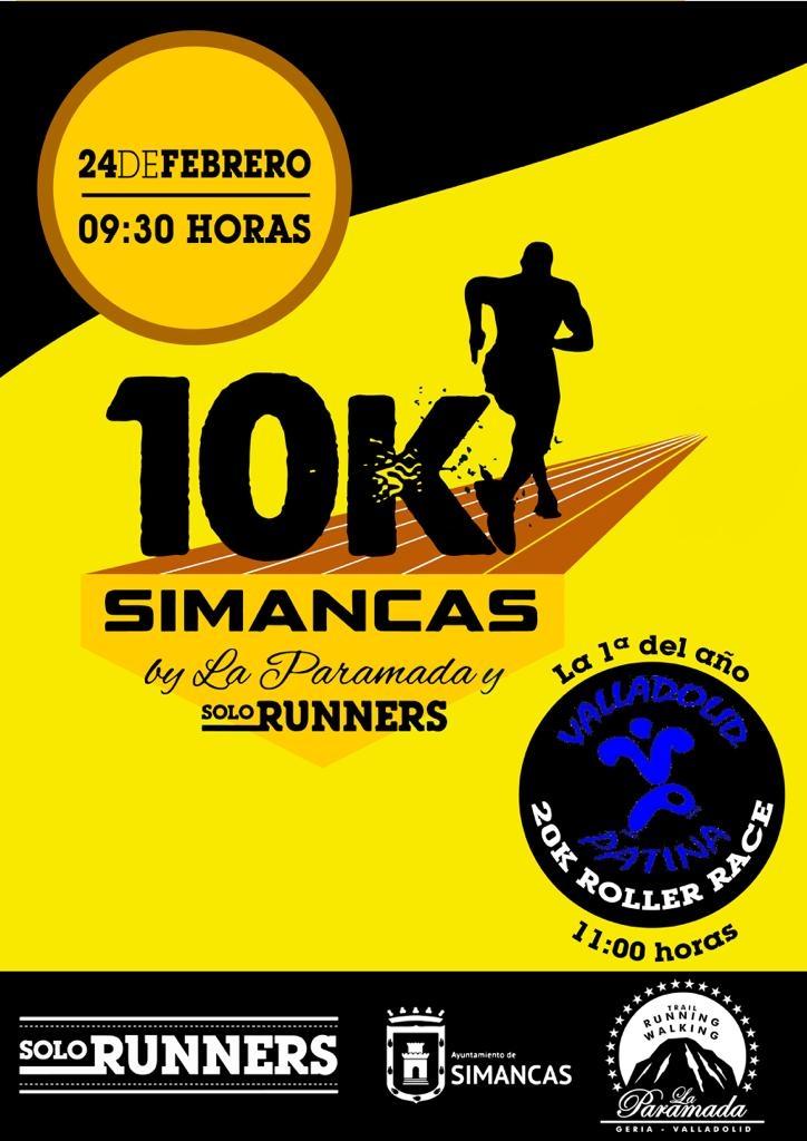 10 y 5 Km Villa de Simancas 2019 - Valladolid