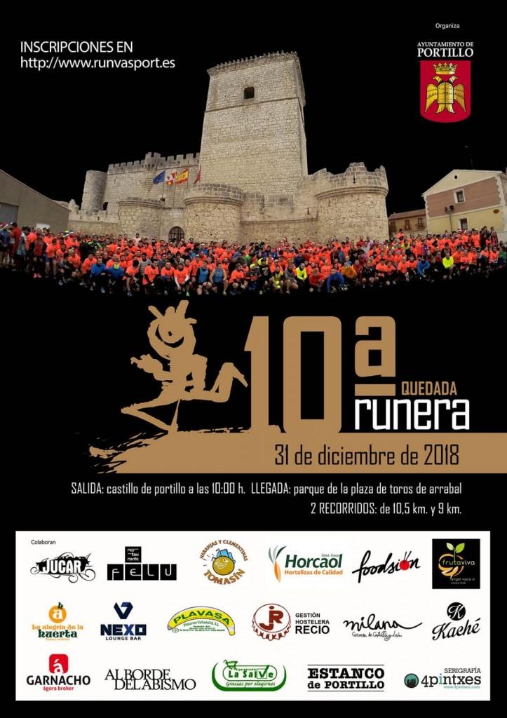 10ª Quedada Runera de Portillo - Valladolid - 2018