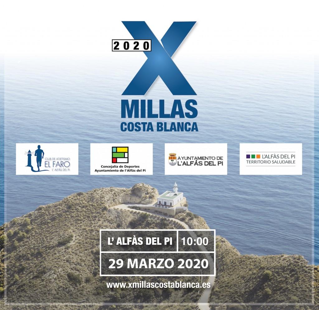 12ª X Millas Costa Blanca 2020 - Alicante