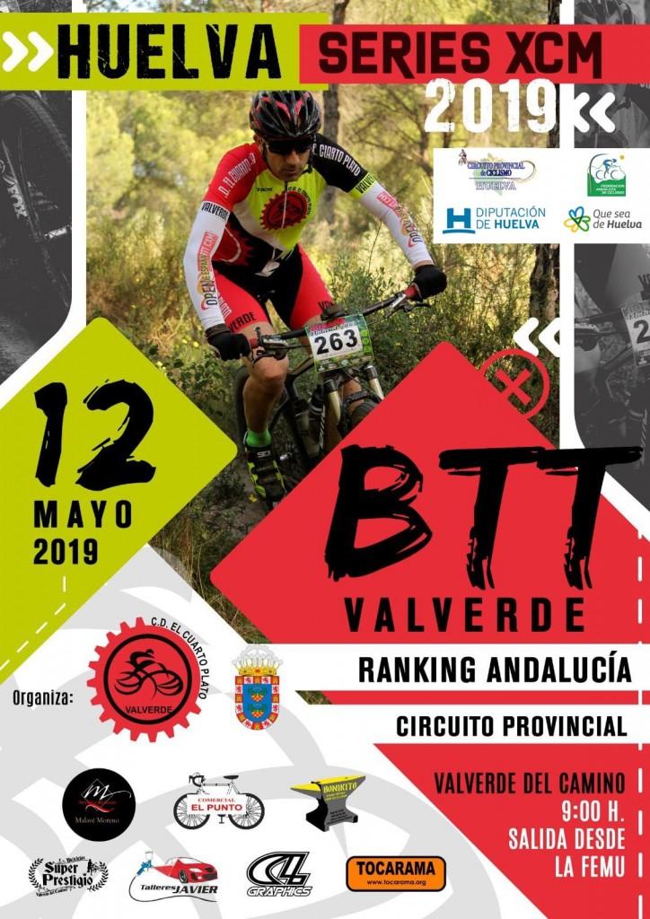 16ª RUTA BTT VALVERDE DEL CAMINO 2019 - Huelva