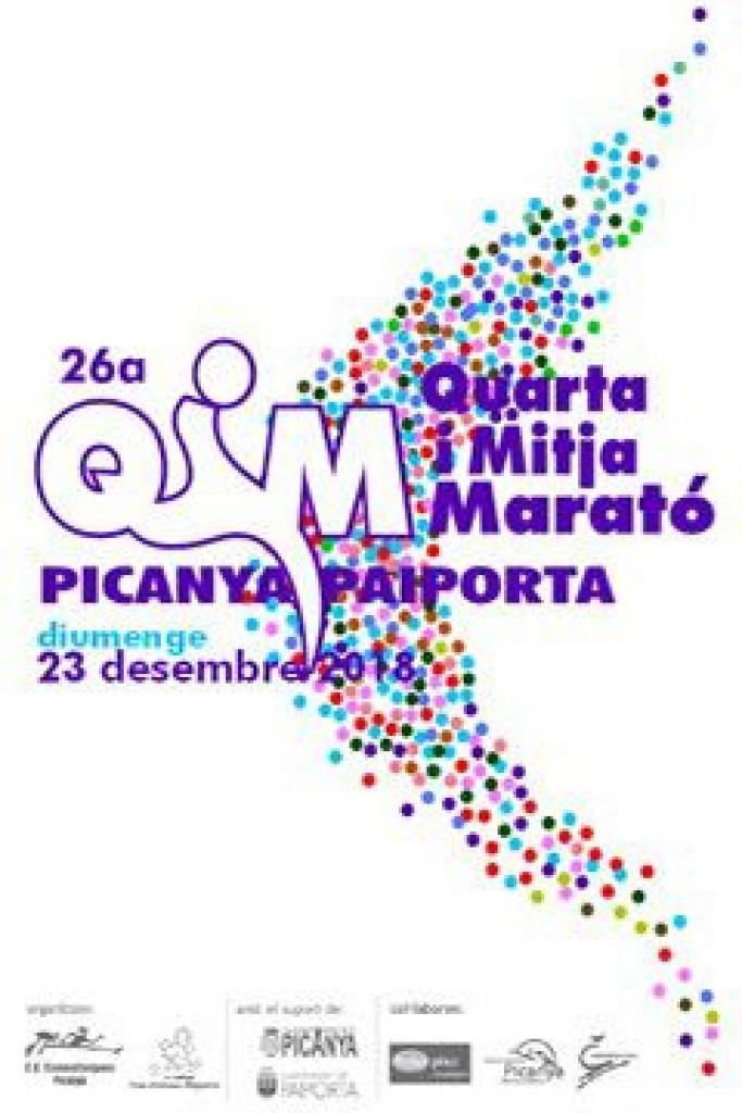 26ª QUARTA I MITJA PICANYA - PAIPORTA - Valencia - 2019