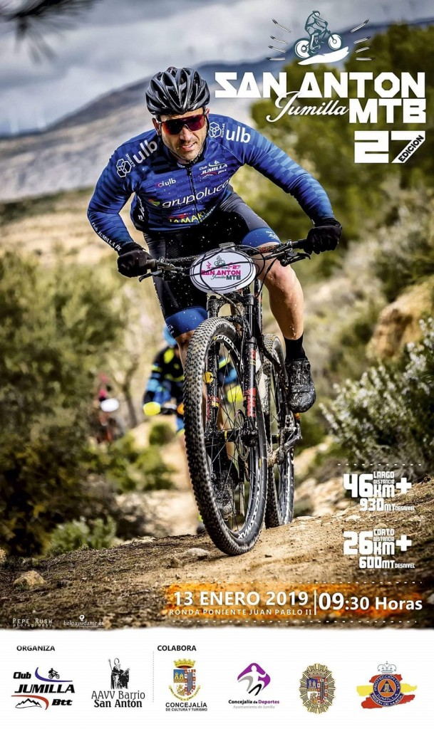 27 SAN ANTON JUMILLA MTB - Murcia - 2019
