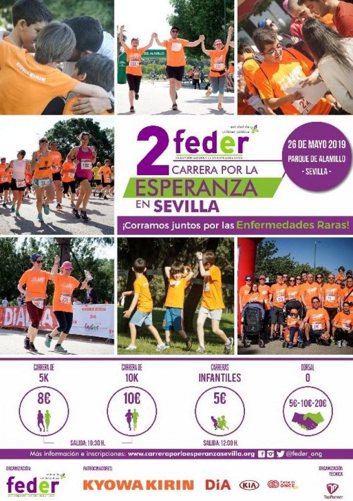 2ª Carrera por la Esperanza - Sevilla - 2019