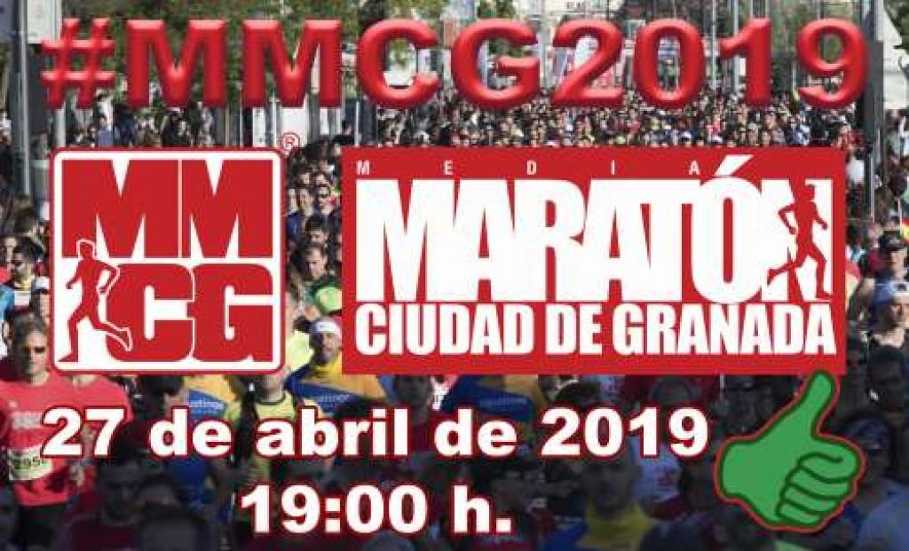 37 Media Maratón Ciudad de Granada - 2019