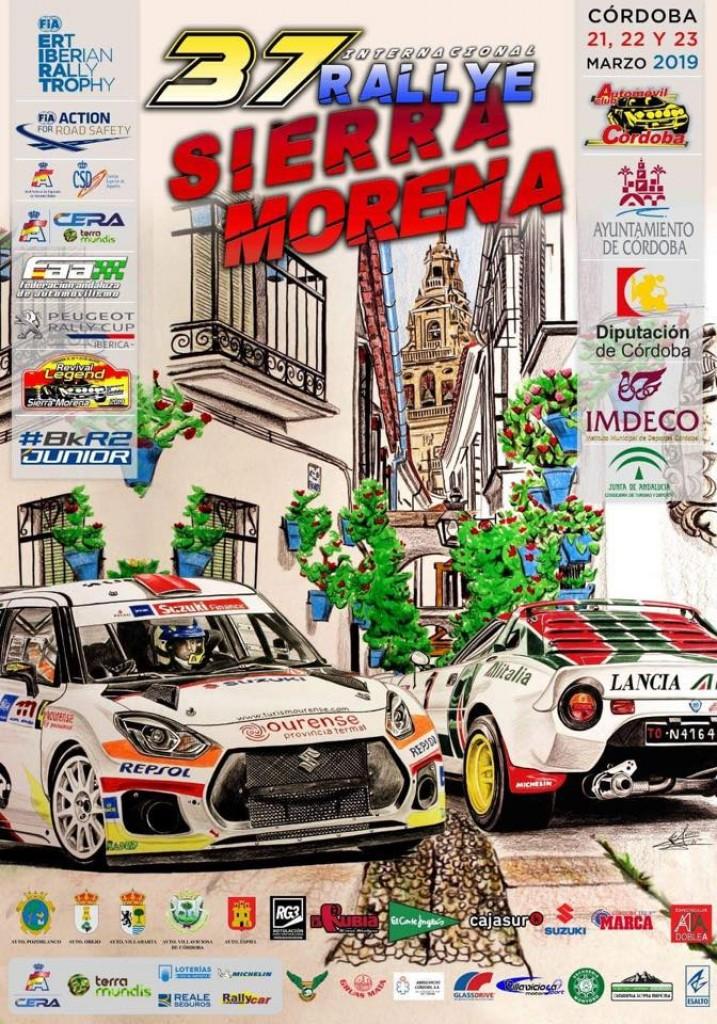 37 Rallye Sierra Morena - Córdoba - 2019
