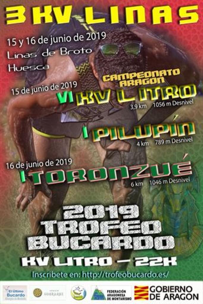 3KV DE LINAS - Huesca - 2019