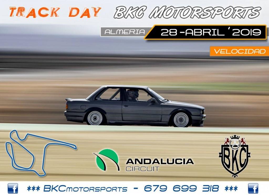 3º TRACK DAY - Circuito de Andalucia - 2019
