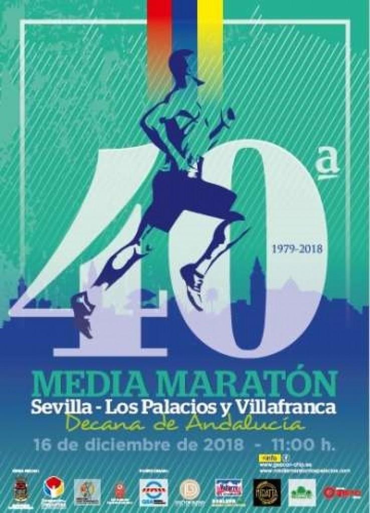 40 MEDIA MARATON SEVILLA - LOS PALACIOS - 2018