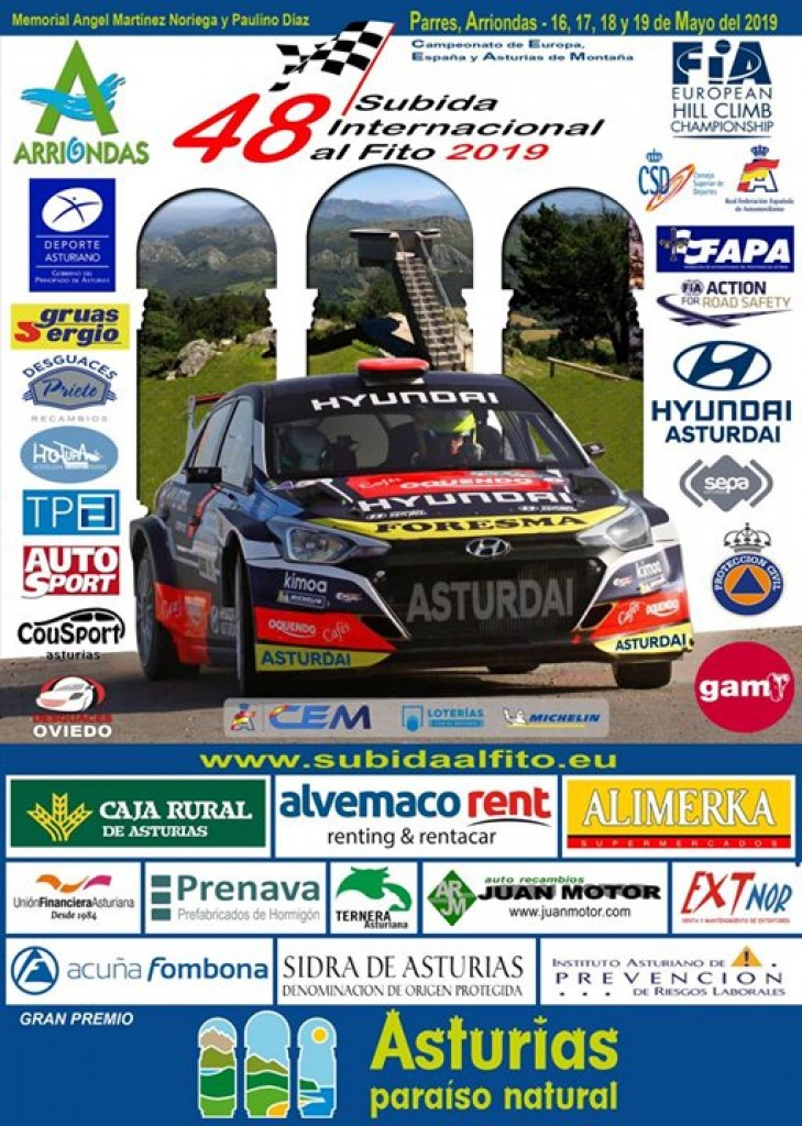 48 SUBIDA INTERNACIONAL AL FITO - Asturias - 2019