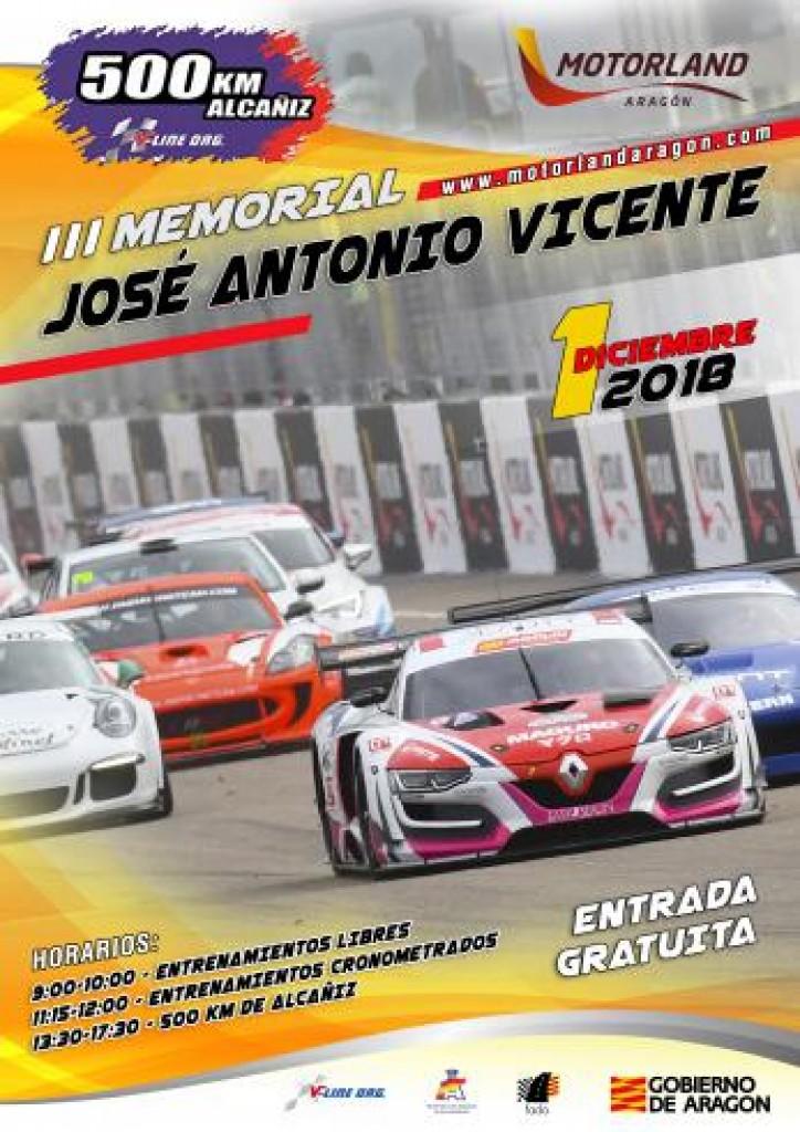 500 KM DE ALCAÑIZ 2018 - III MEMORIAL JOSE ANTONIO VICENTE