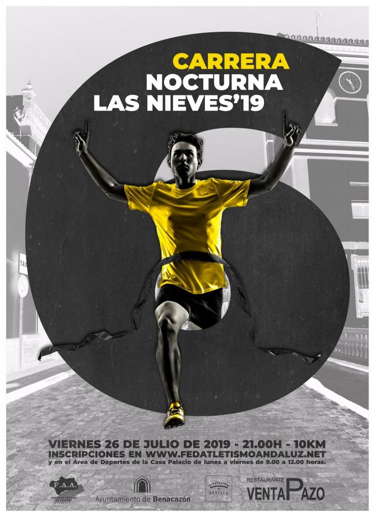 6º Carrera Nocturna Las Nieves - Sevilla - 2019