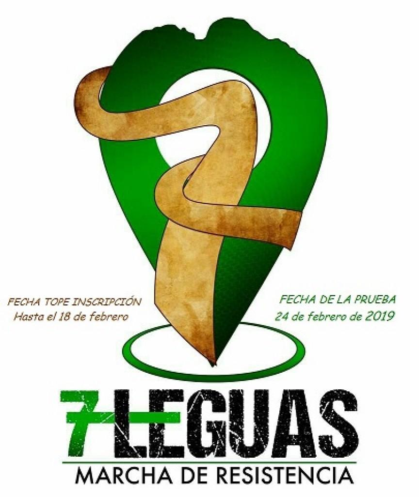7 Leguas Marcha de Resistencia - Ceuta - 2019