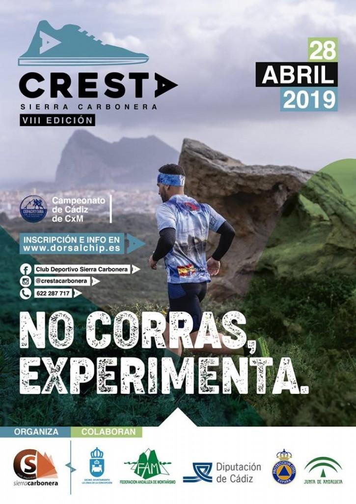 8ª Cresta de Sierra Carbonera - Cadiz - 2019