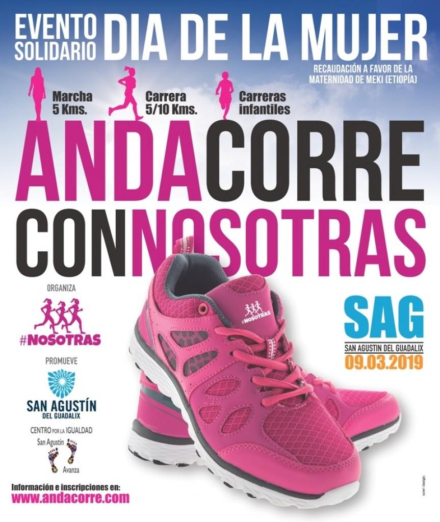 Andacorre con Nosotras 2019 - Madrid