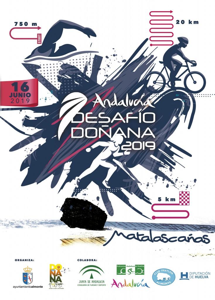 ANDALUCÍA DESAFÍO DOÑANA - SPRINT - Huelva - 2019