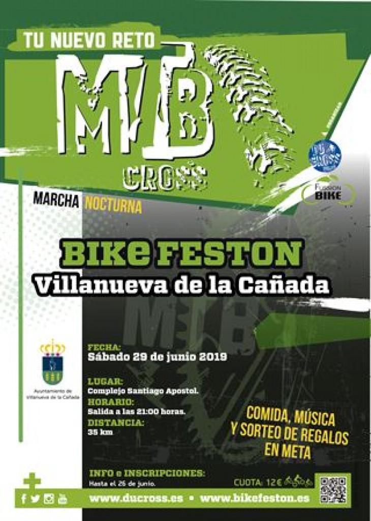 BIKE FESTON CAÑADA - Madrid - 2019