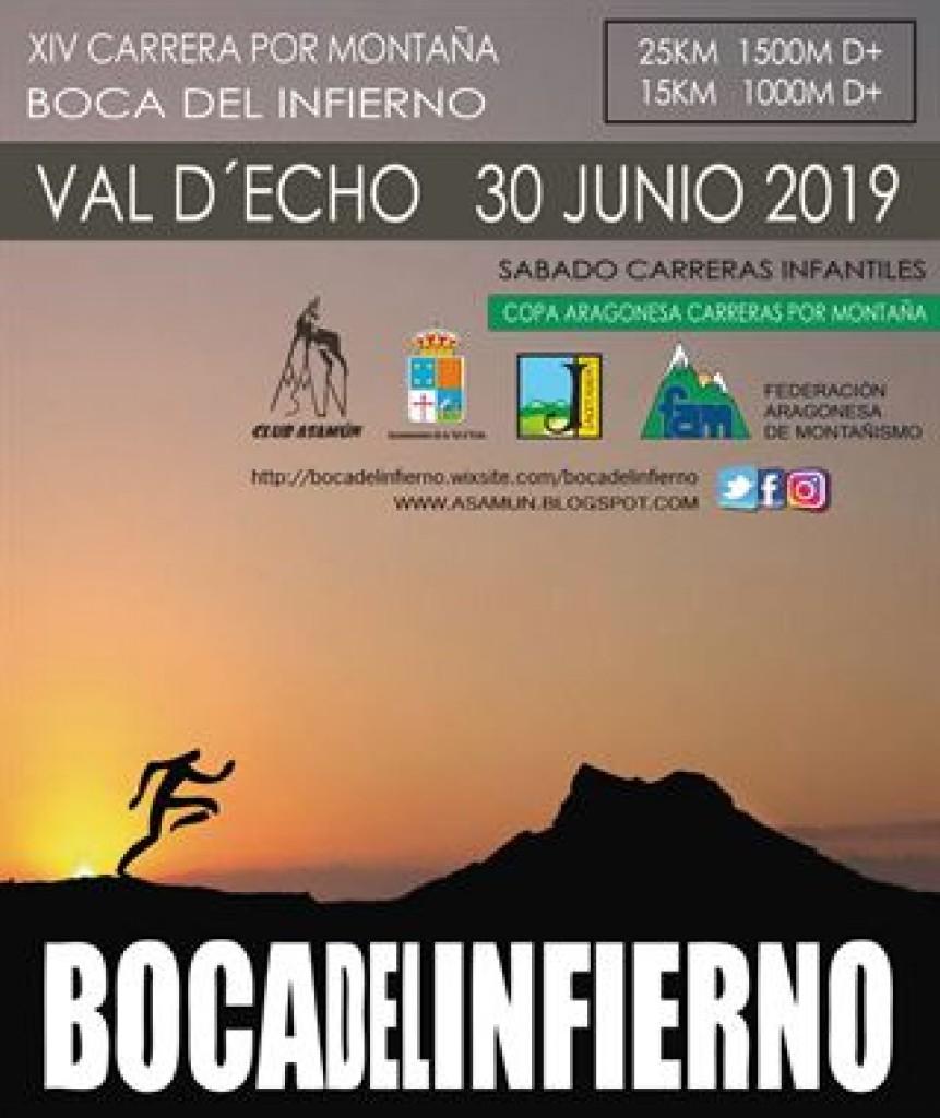 BOCA DEL INFIERNO 2019 - Huesca