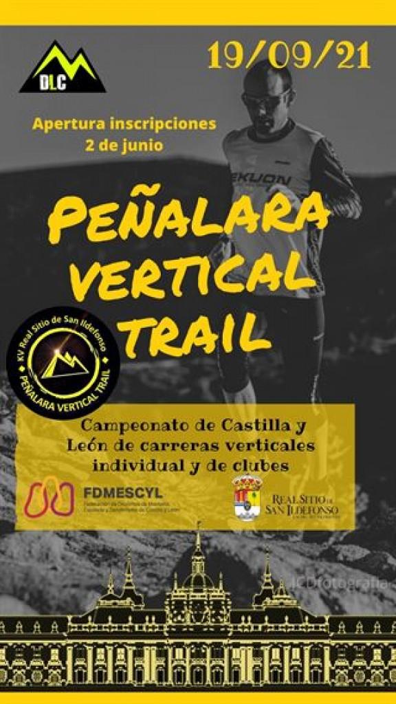 Campeonato de Castilla y León de Carreras Verticales Individual / por Clubes: Peñalara Vertical Trail