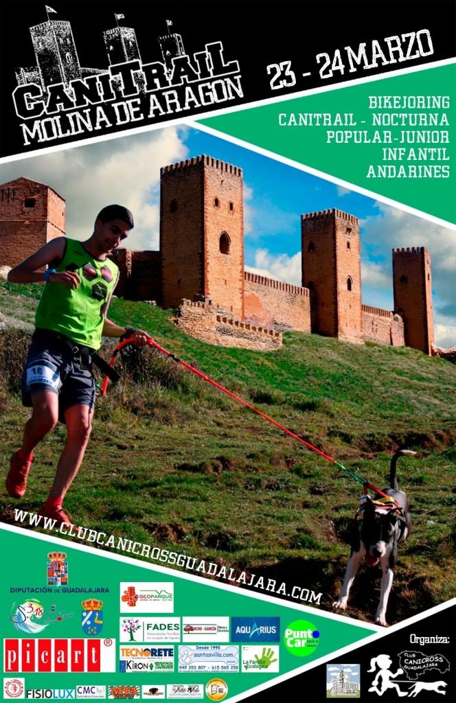 Canicross Molina de Aragón (CaniTrail Domingo) - Guadalajara - 2019