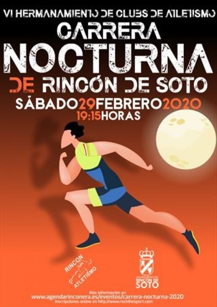CARRERA NOCTURNA - RINCÓN DE SOTO 2020 - La Rioja