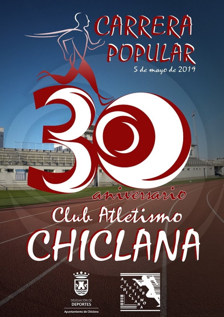 Carrera Popular 30 Aniversario Club de Atletismo Chiclana