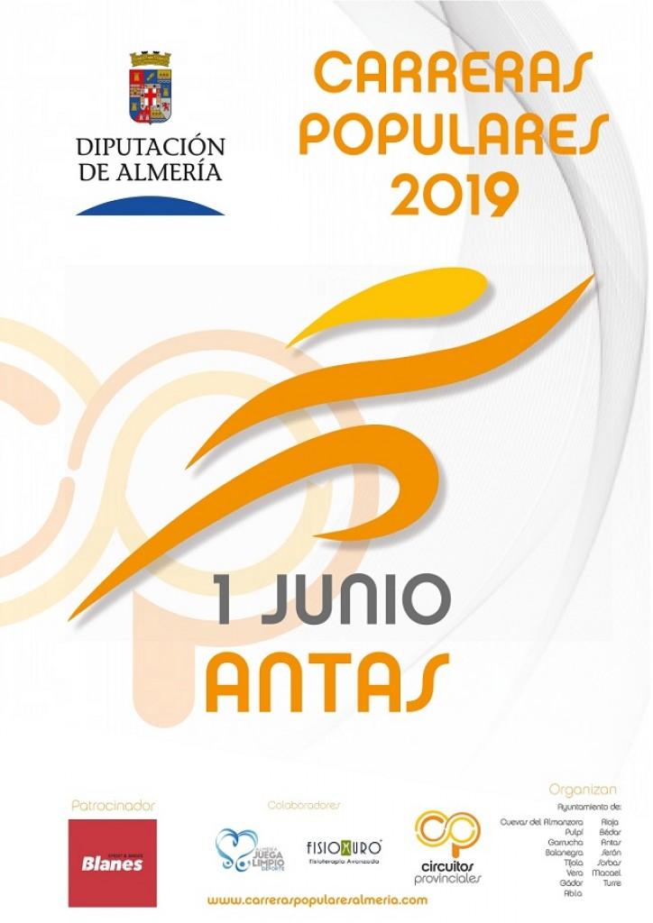 Carrera Popular de Antas 2019 - Almería