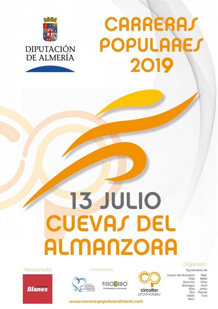 Carrera Popular de Cuevas de Almanzora 2019 - Almería