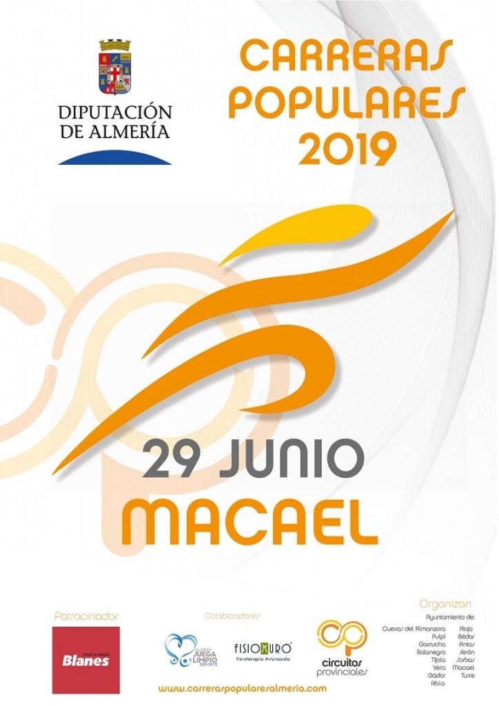 Carrera Popular de Macael 2019 - Almería