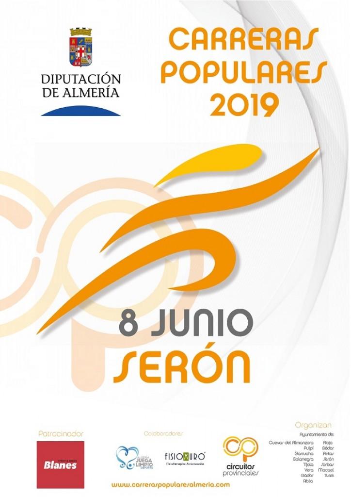 Carrera Popular de Serón 2019 - Almería