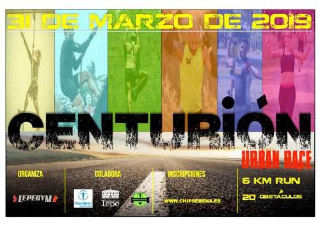 Centurión Urban Race - Huelva - 2019