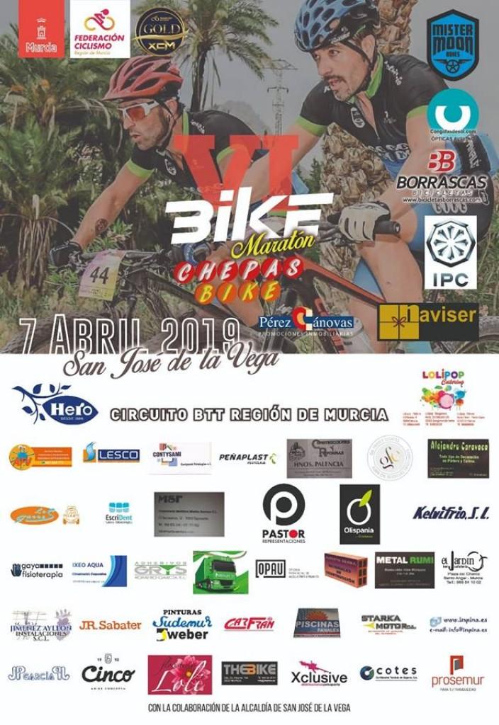 CHEPAS BIKE 2019 - Murcia