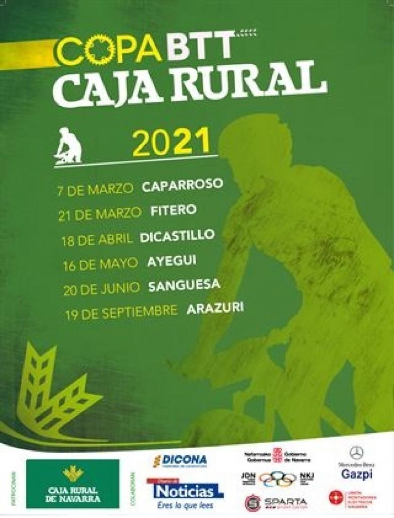 Copa Caja Rural BTT 2021 - Navarra