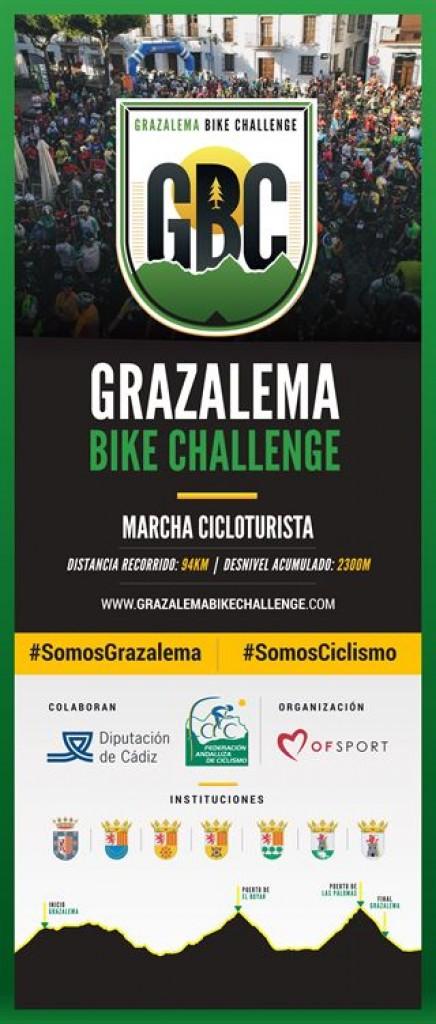 Desafío de bicicletas Grazalema 2021 - Cadiz