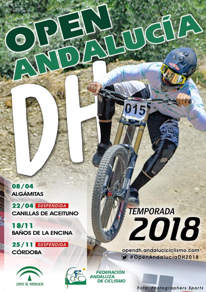 DH BAÑOS DE LA ENCINA - Jaen - 2018