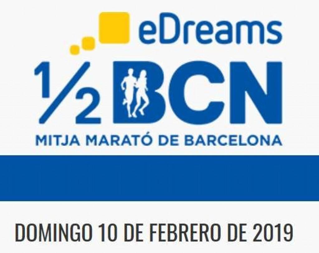 eDreams Mitja Marató de Barcelona 2019