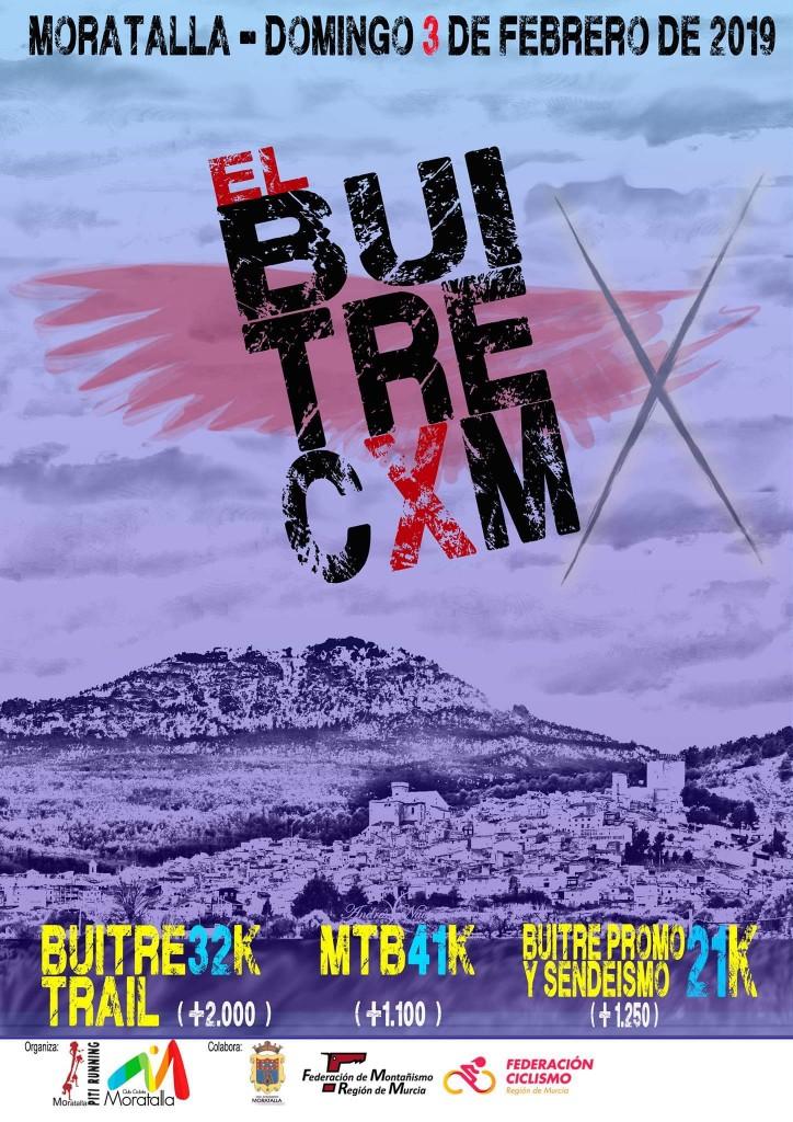 EL BUITRE CXM 2019 TRAIL - MURCIA