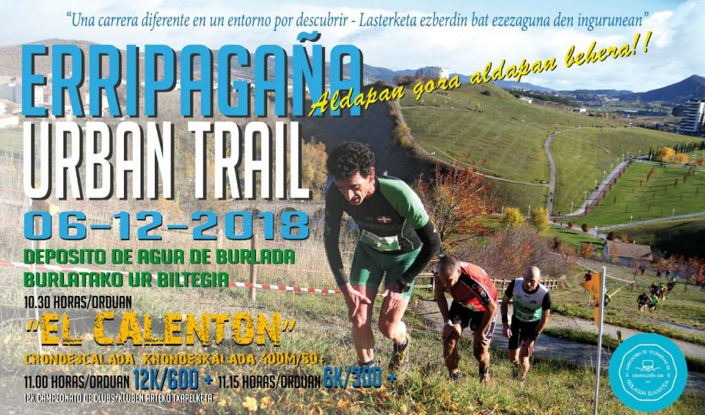 ERRIPAGAÑA URBAN TRAIL 2018 - Navarra