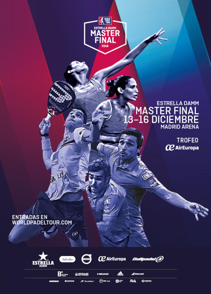 ESTRELLA DAMM MASTER FINAL 2018 - Madrid