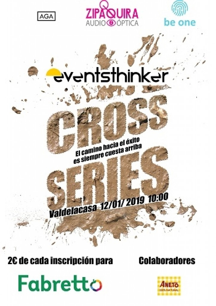 Eventsthinker Cross Series 2018-2019 | Valdelacasa - Madrid