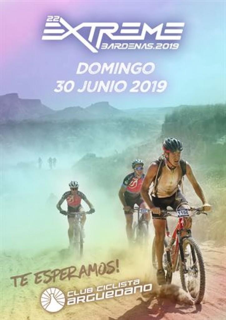 Extreme Bardenas 2019 - Navarra
