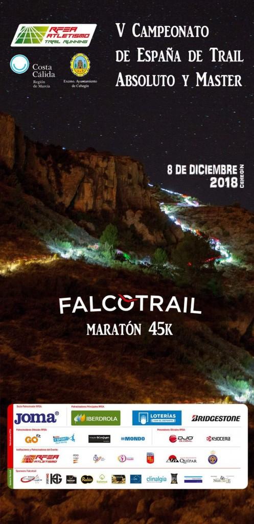 FALCO TRAIL 2018 - Murcia