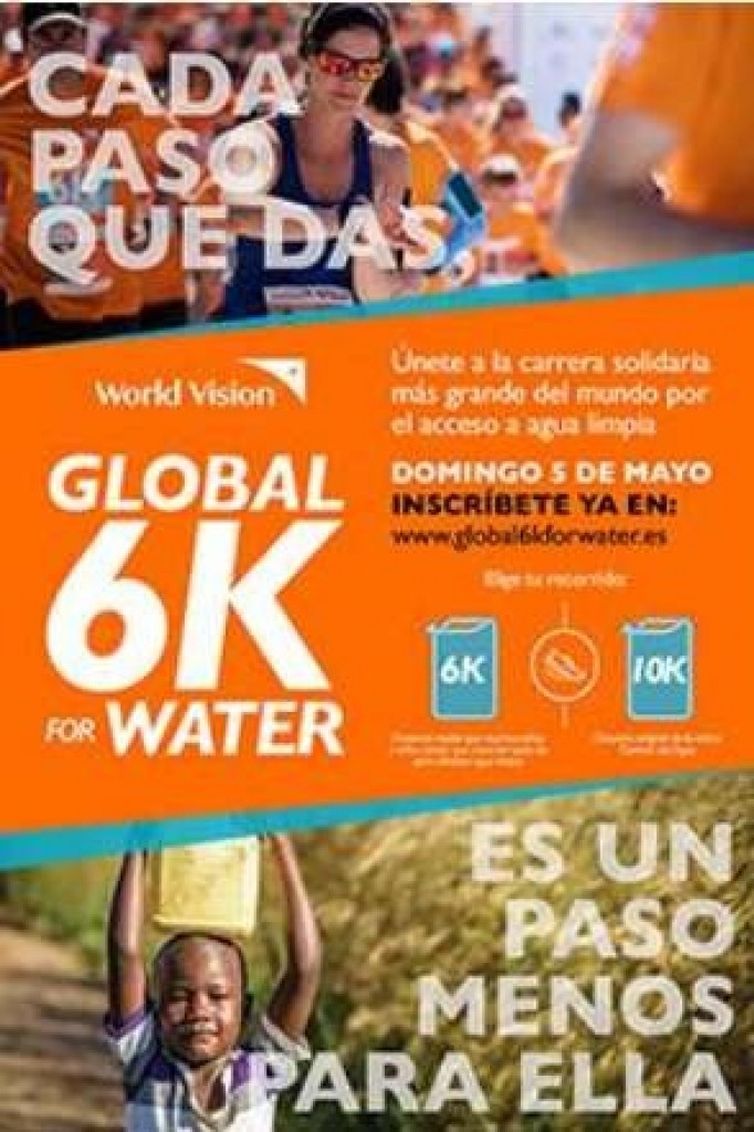 Global 6K for Water - Madrid - 2019