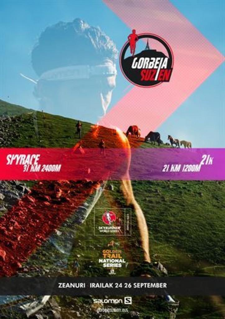 Gorbeia Suzien 2021 Skyrace