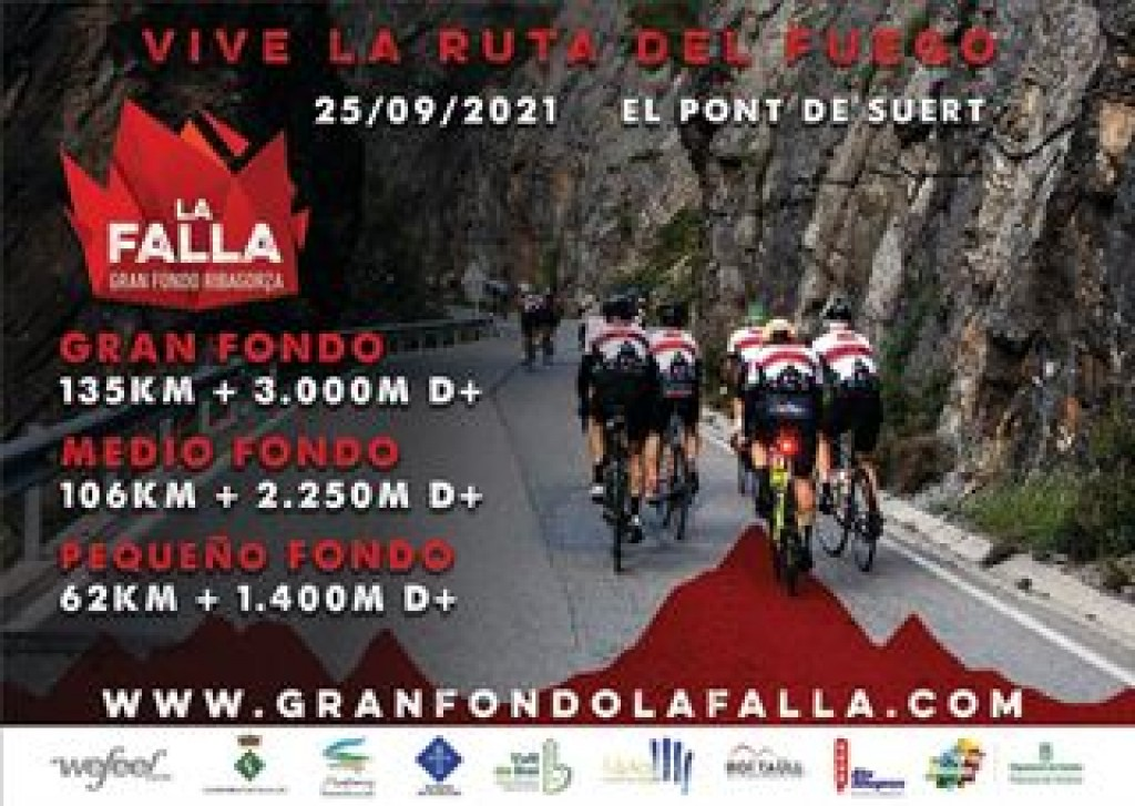 GRAN FONDO LA FALLA 2021 - Lleida