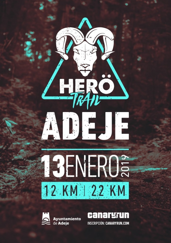 Herö Trail Adeje - Santa Cruz de Tenerife - 2019