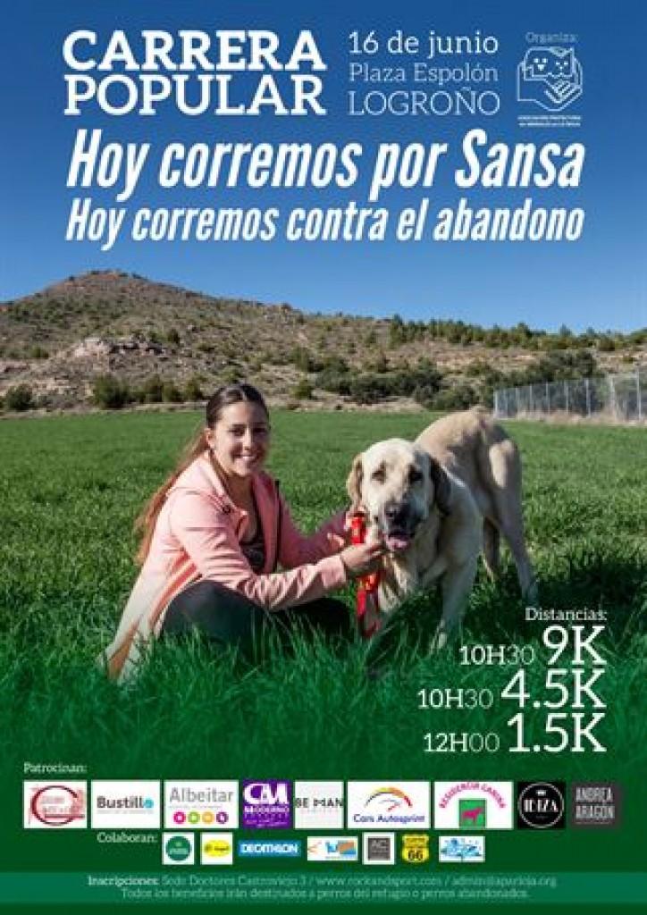 Hoy Corremos por Sansa - La Rioja - 2019
