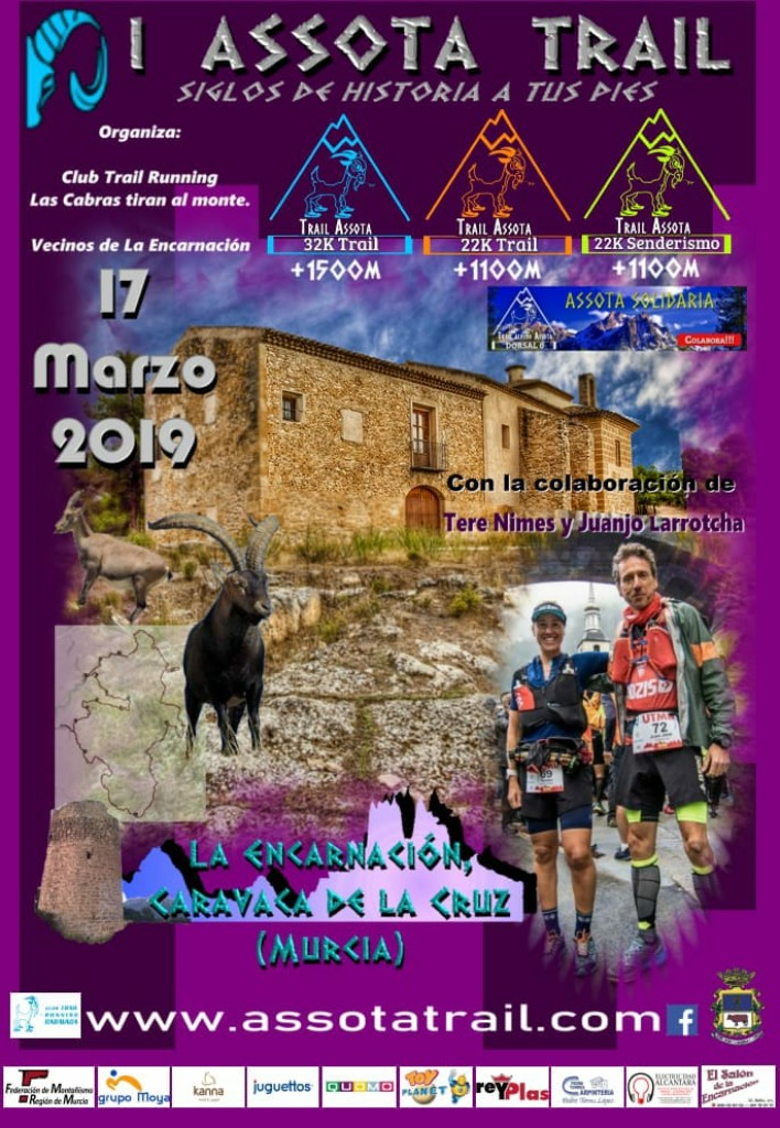 I ASSOTA TRAIL - Murcia - 2019