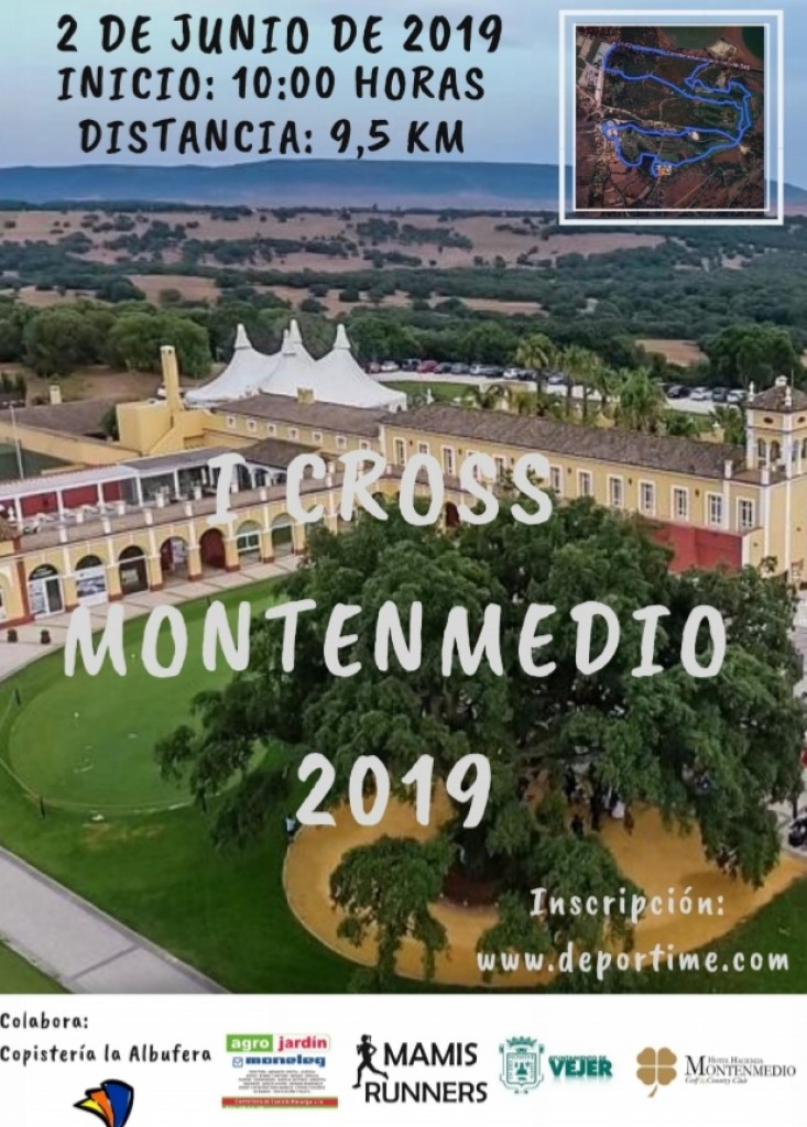 I Cross Montenmedio - Cádiz - 2019